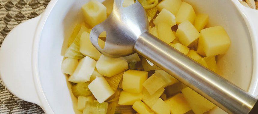 Fenchel-Kartoffel-Brei
