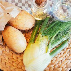 Fenchel-Kartoffel-Brei Zutaten