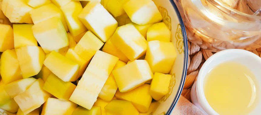 Zucchini Basisbrei